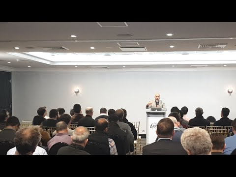 Karlo Broussard is LIVE at #fightthefaithconference19 presenting: 'The Four Levels of Manhood'