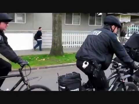 International Day Against Police Brutality in Seattle, Washington - March 15th, 2013 - Compilation