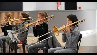 Loire-Authion - Vidéo Interne (Création musicale des enfants)