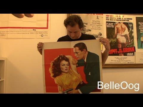BelleOog presents: Wim Jansen, Masterclass in film posters