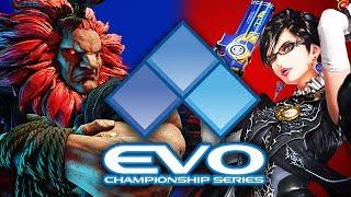 Craziest Moments of EVO 2017 [Evolution Championship Series]