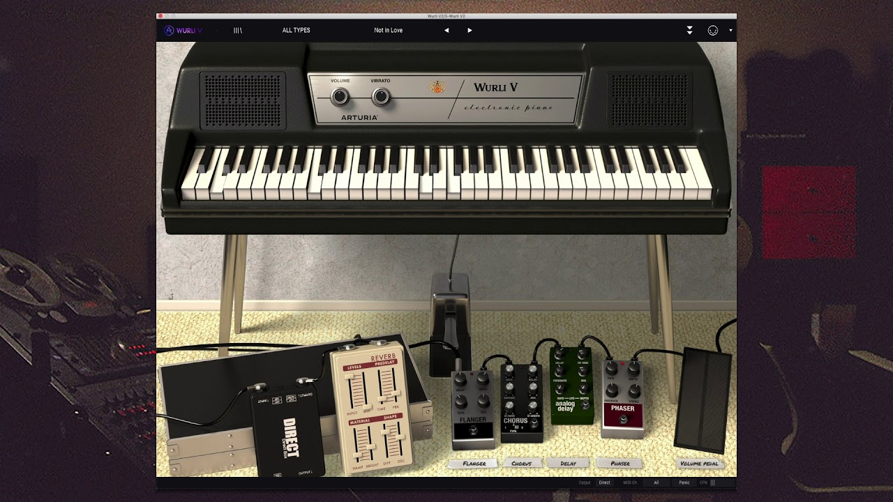 Unknown Mortal Orchestra Synth Sounds | Reverb Machine