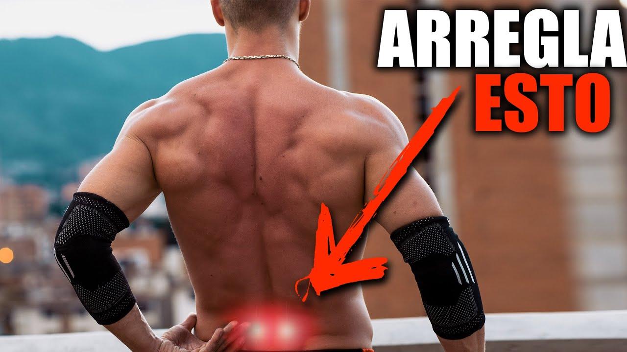 quitar el dolor de espalda baja