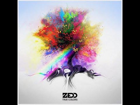 True Colors - Zedd (Lyrics) HQ