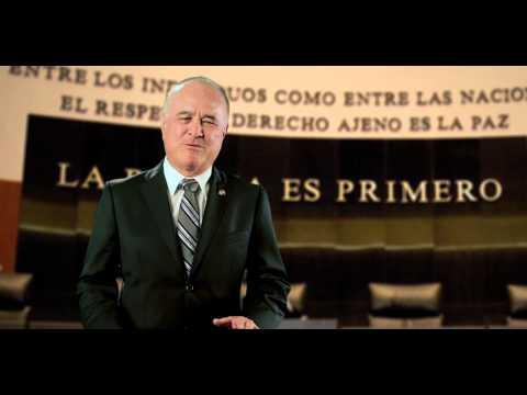 Ernesto Ruffo Reflexiones Primer Informe 2013