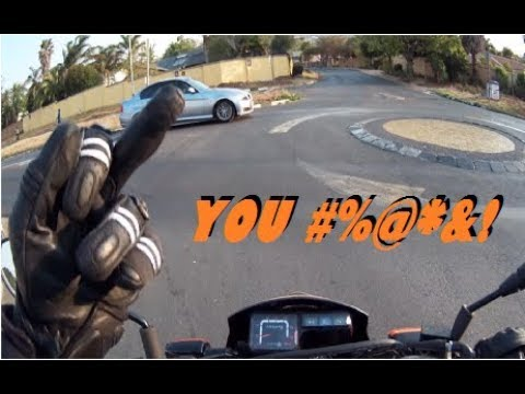 Happy Honda Biker // South Africa - Cager Rage :P Crazy Vol One