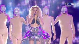 "Cristina Vasiu - ""Nowhere"" (Finala Eurovision România 2015)"