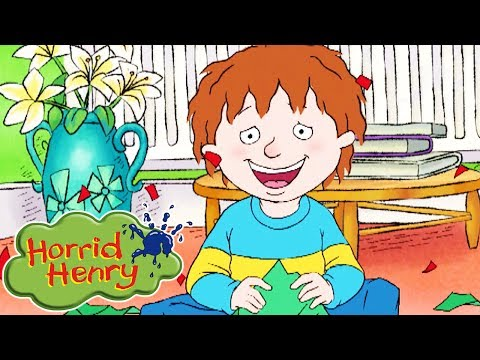 Horrid Henry - Horrid Henry's Birthday Party | Cartoons For Children | Horrid Henry Episodes | HFFE