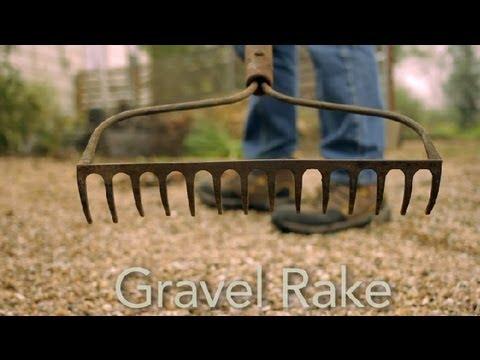 How To Use A Gravel Rake Garden Tool Guides