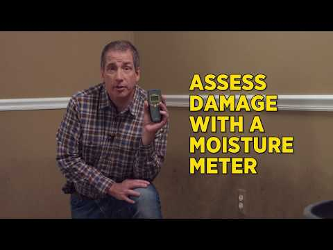 Water Damage Assessment & Water Damage Repair – How to Restore Your Home