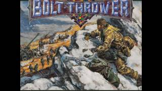 Bolt Thrower - Powder Burns (album mercenary)