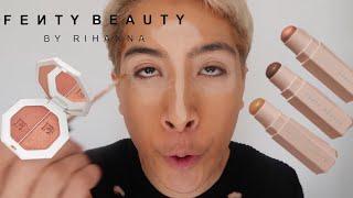 私の毎日メイク♡2017秋 - FENTY BEAUTY- thumbnail