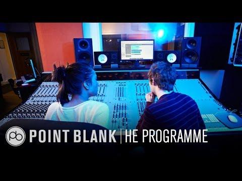 Music Production & Business Cert/DipHE: Higher Education Online Program