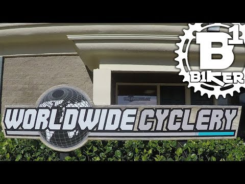 Worldwide Cyclery - Headquarters & Distribution - Newbury Park, Ca - Mountain Biking