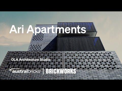 Built With Brickworks | OLA Architecture Studio | Ari Apartments
