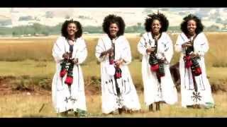 Kenubeshe Abebe - Shalom - (Official Music Video) - New Ethiopian Music 2015