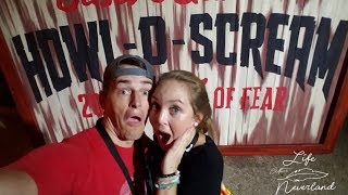 HOWL-O-SCREAM 2019 | Couples Vlog | Travel
