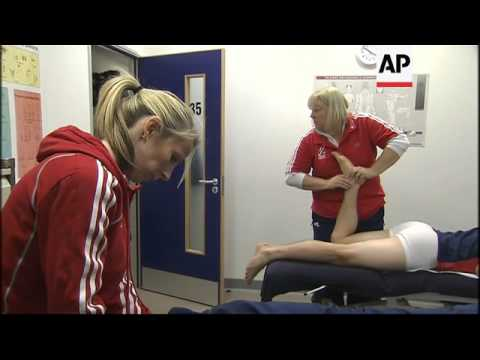 PHYSIOTHERAPY FOR OLYMPIC ATHLETES