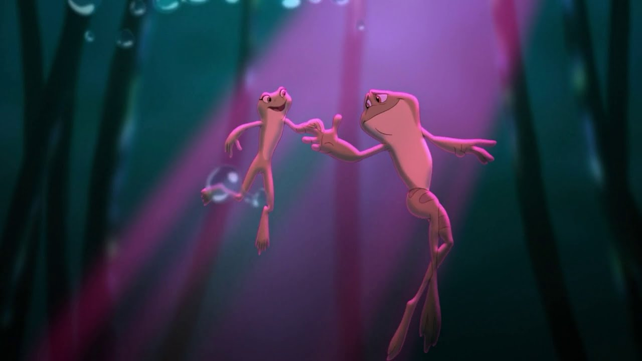 The Princess and The Frog * Ma Belle Evangeline * Canadian ...