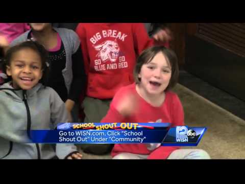 2/27 Shout Out: Milwaukee French Immersion School 2nd graders