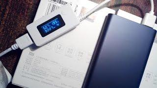 Обзор Xiaomi Mi Power Bank 2 + Power bank под аккумуляторы 18650 + BlitzWolf