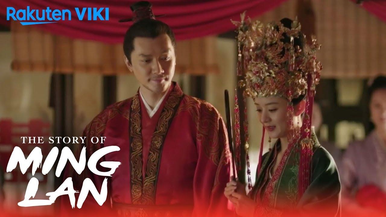 The Story of Ming Lan - EP40   Beautiful Wedding Scene