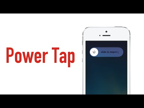 Power Tap: add more options to the power down bar in iOS - myjailbreakmovies  - 3bTo_jIuVhw -