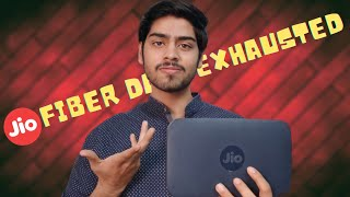 Jio Fiber Monthly Limit OF 3300 GB Can You Exhaust this Limit | My Experience With Jio Fiber Usage