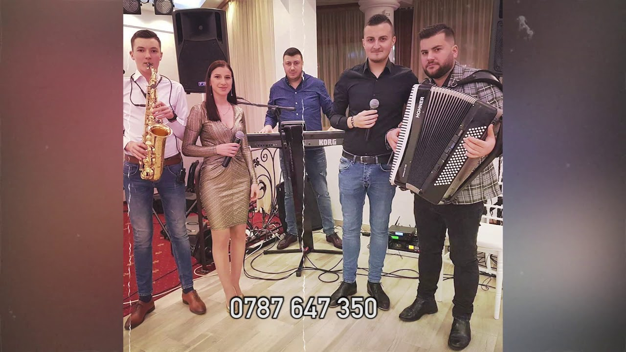 Formatia Iulian De La Vrancea - Dintr-o dragoste curata || Colaj Hore 2020