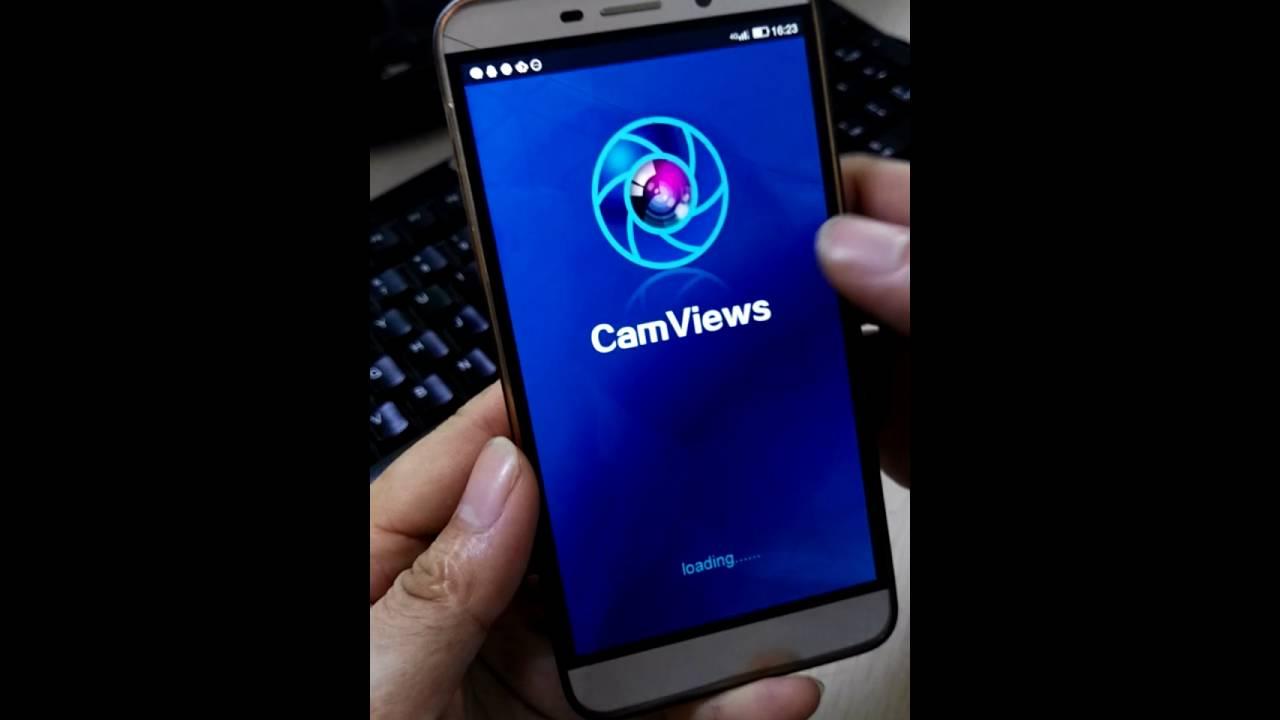 Mobile APP:Camviews add camera