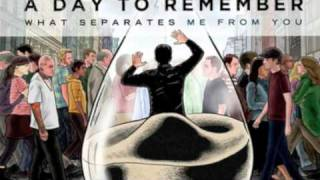 A Day To Remeber - All I Want  with download link