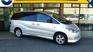 2000 Toyota Previa 113K