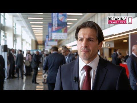Filippo Sona, director head of hotels, MENA Region, Colliers International