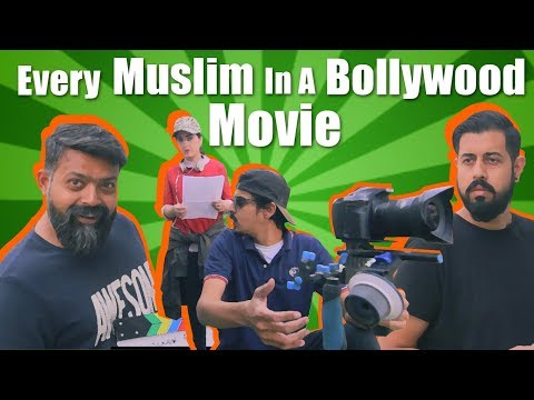 Every Muslim In A Bollywood Movie | Bekaar Films | Comedy Skit thumbnail