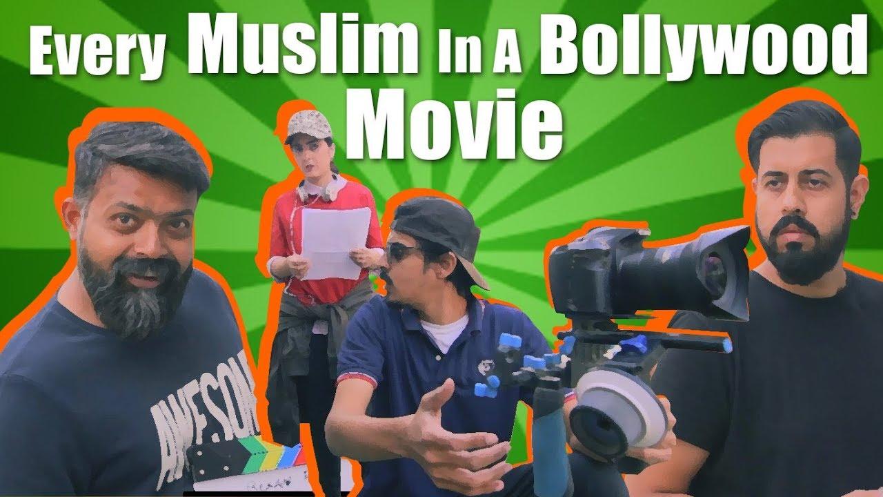 Every Muslim In A Bollywood Movie | Bekaar Films | Comedy Skit