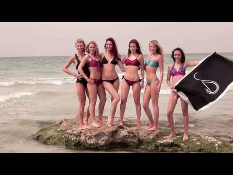 un bikini inteligente para protegerse del sol