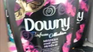 Types of downy fabric softener