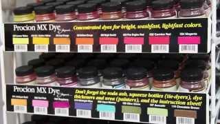 What Fabric Dye Should I Use? by Manhattan Wardrobe Supply