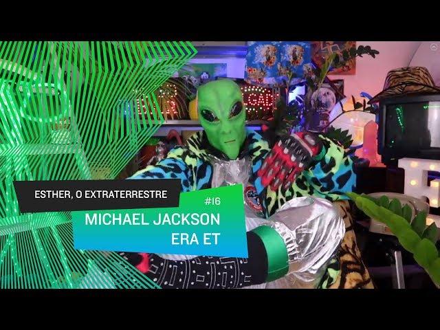 Esther, o Extraterrestre - 10 fatos que comprovam que Michael Jackson era ET #16