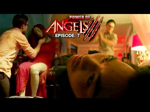Vampire Series POWER OF ANGELS 3 - Horror Crime Stories EP.7 | Hollywood Web Series In Hindi Dubbed