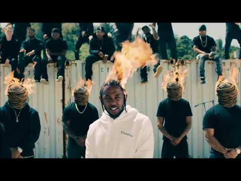 Kendrick Lamar saying meme for one hour straight