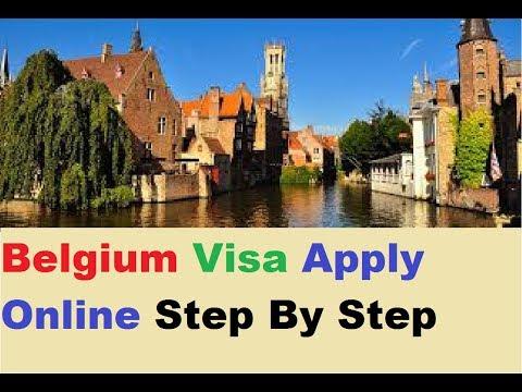 How To Get Belgium Visa Online - Visa Requirements & Application Process - Easy Belgium Tourist