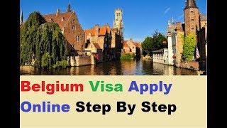 видео Виза в Бельгию