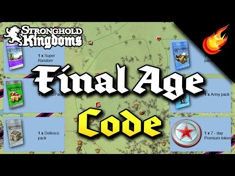 FINAL AGE CODE - Stronghold Kingdoms