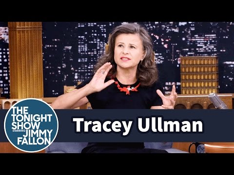 Tracey Ullman s Off Her Uncanny Judi Dench Impression