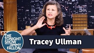 Tracey Ullman Shows Off Her Uncanny Judi Dench Impression