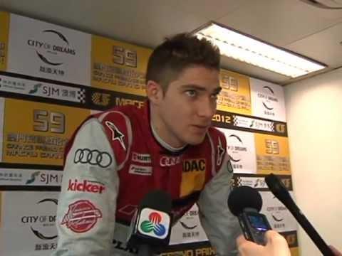 Macau GP 2012: Edoardo Mortara takes another win in Guia Circuit