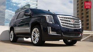 2017 Cadillac Escalade | Daily News Autos Review