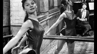 RARE - Dancing Audrey Hepburn in