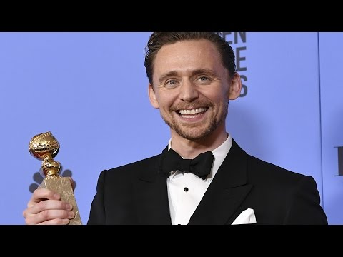 Thumbnail: Tom Hiddleston - Golden Globes 2017 - Full Backstage Interview